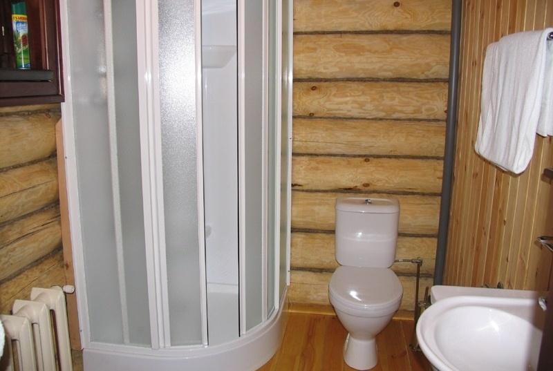 Как построить душевую кабину и туалет своими руками на даче
