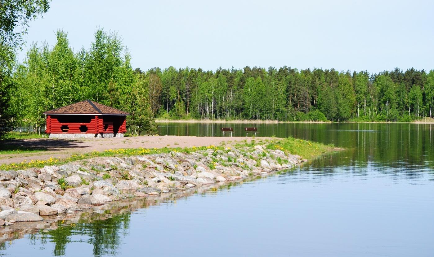 База отдыха «Вуокса» Ленинградская область, фото 4