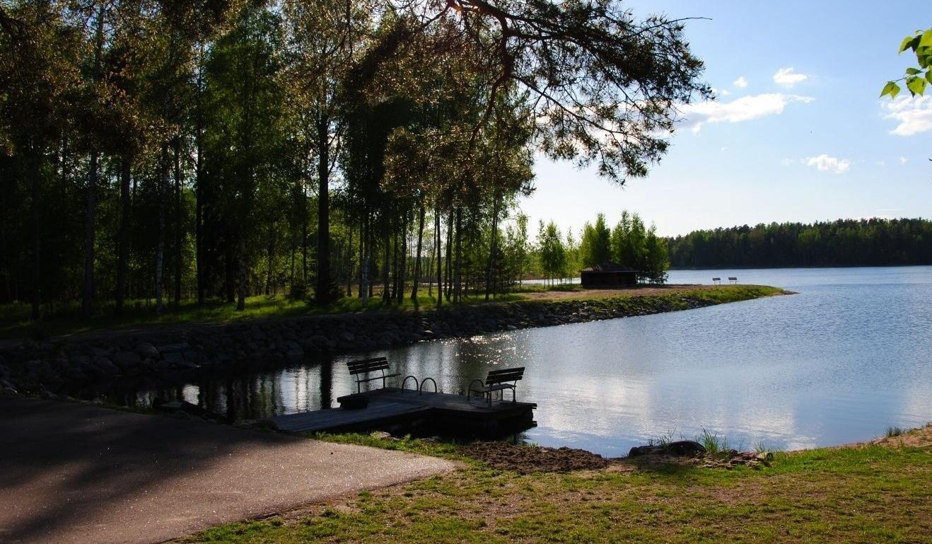 База отдыха «Вуокса» Ленинградская область, фото 9