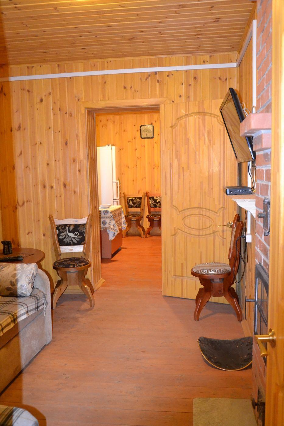 Конный двор «Струги» Ленинградская область 2-местный номер в двухэтажном коттедже, фото 3