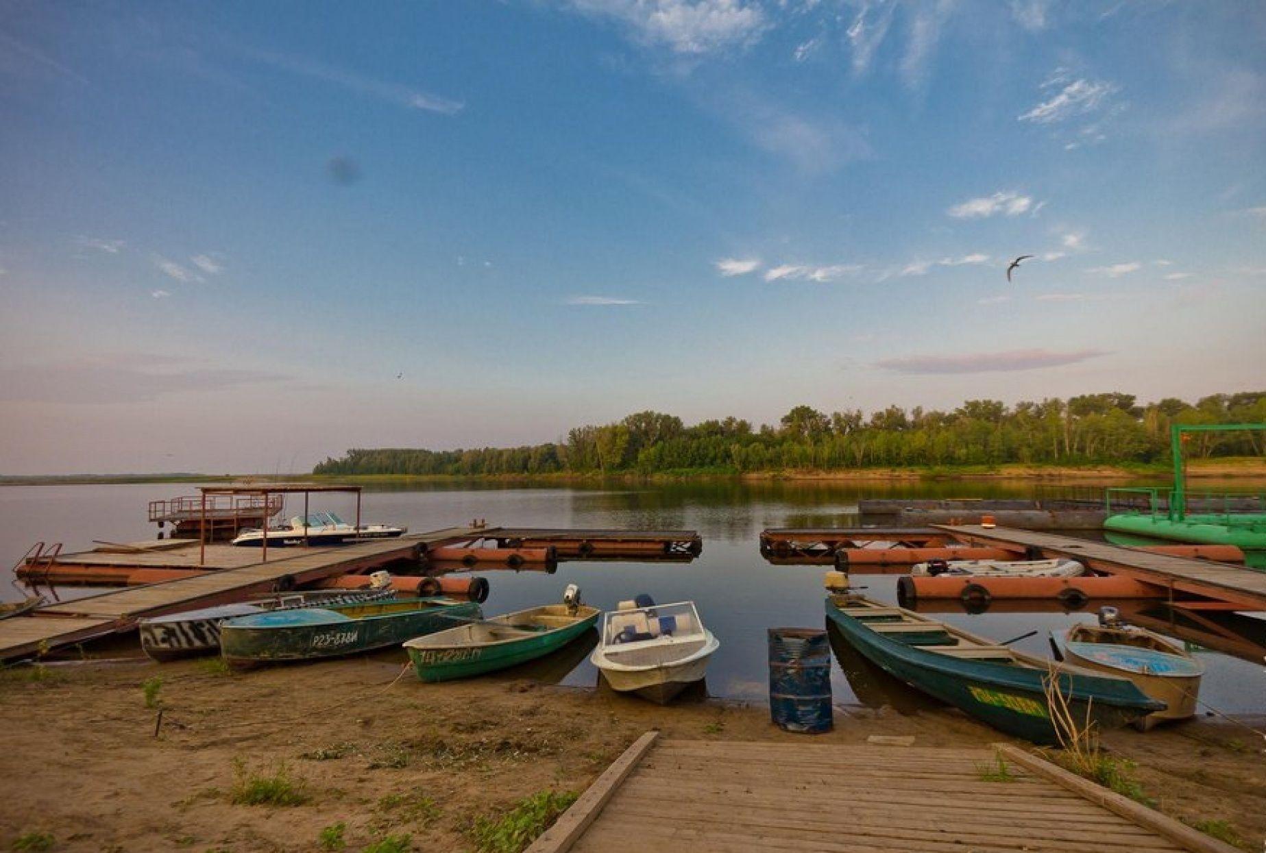 """База отдыха River club """"Летучая рыба"""" Волгоградская область, фото 4"""