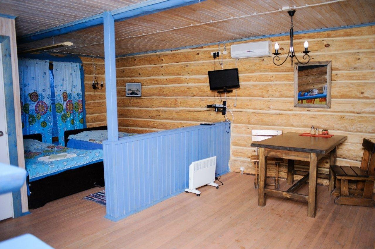 River club «Летучая рыба» Волгоградская область 4-местный дом («Осетр», «Севрюга», «Стерлядь»), фото 4