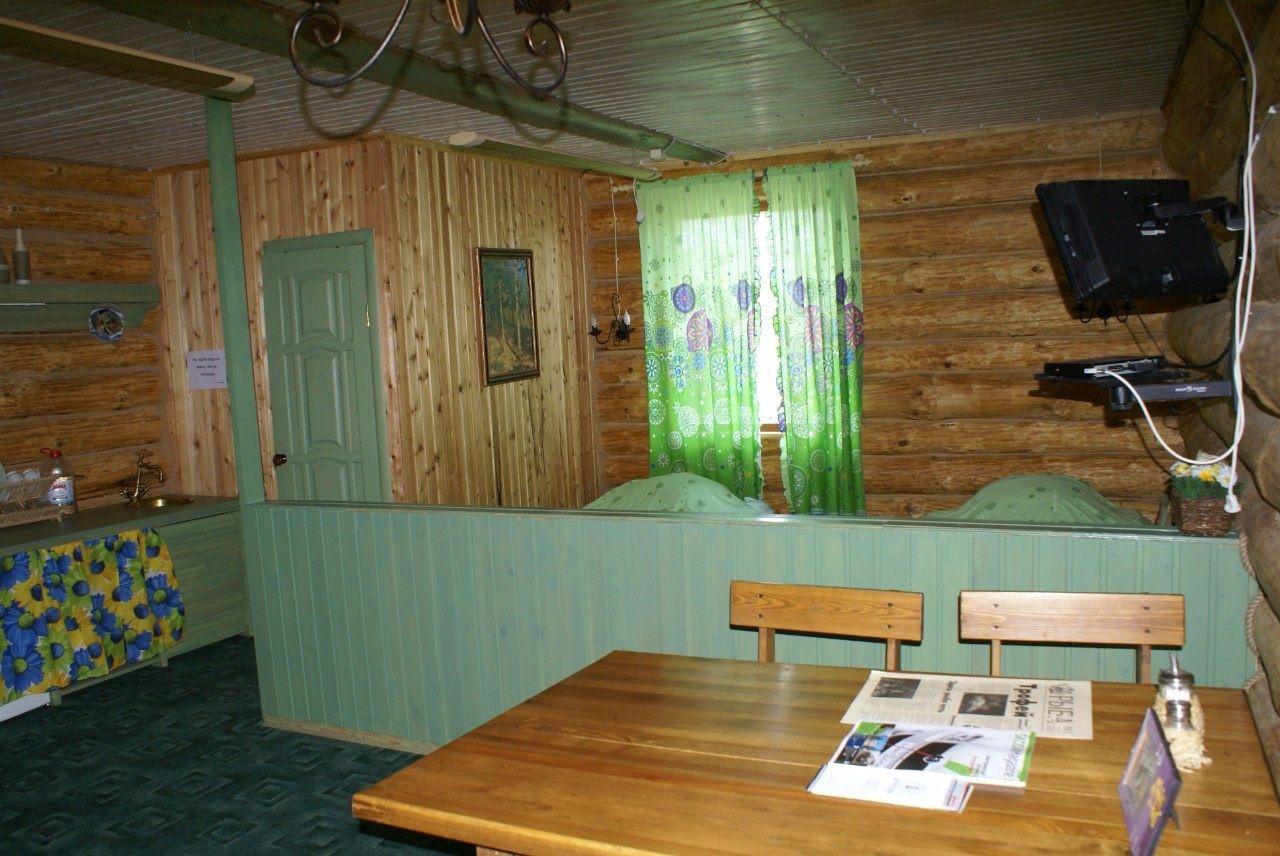 River club «Летучая рыба» Волгоградская область 4-местный дом («Осетр», «Севрюга», «Стерлядь»), фото 11