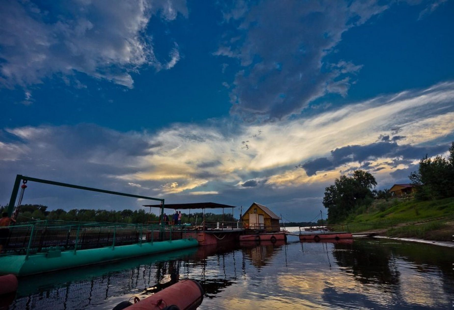River club «Летучая рыба» Волгоградская область, фото 5