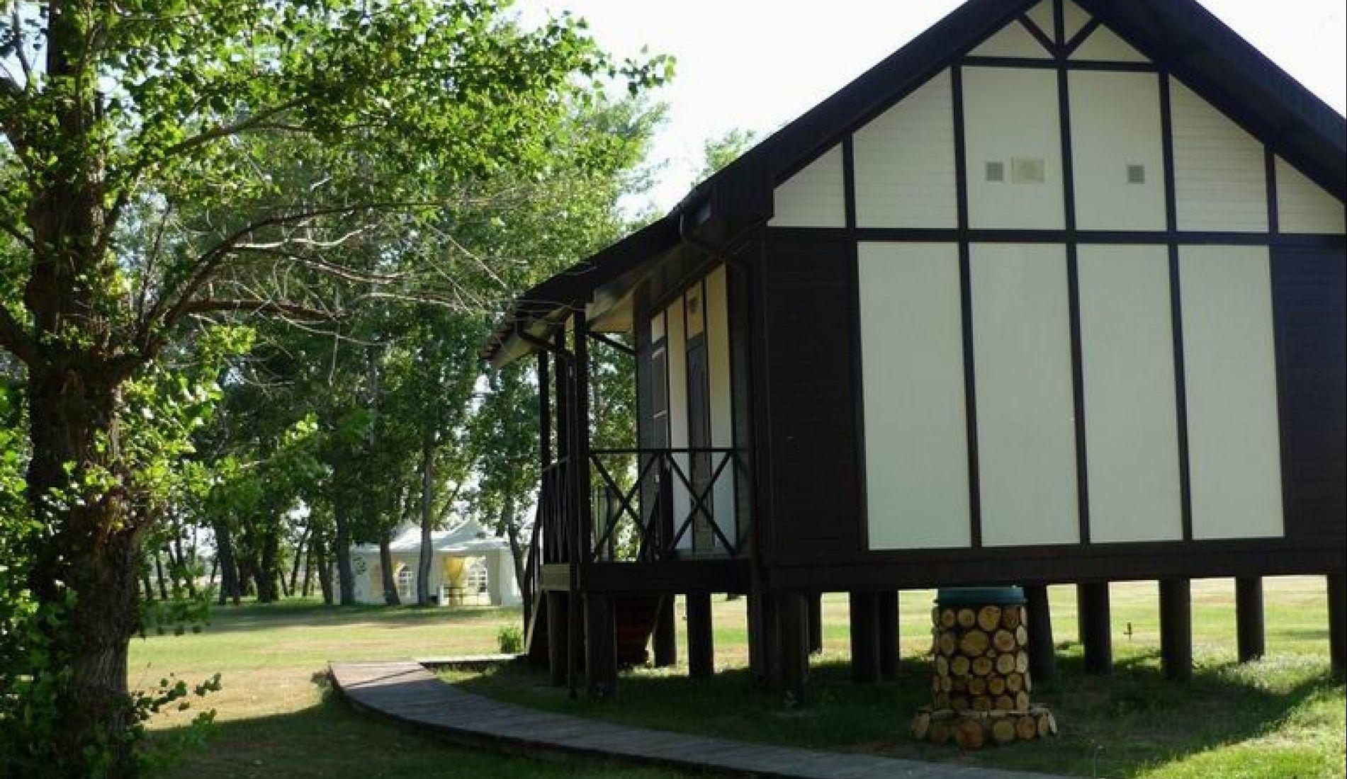 """Рыболовная база """"Каршевитое"""" Волгоградская область 3-местный дом без веранды, фото 1"""