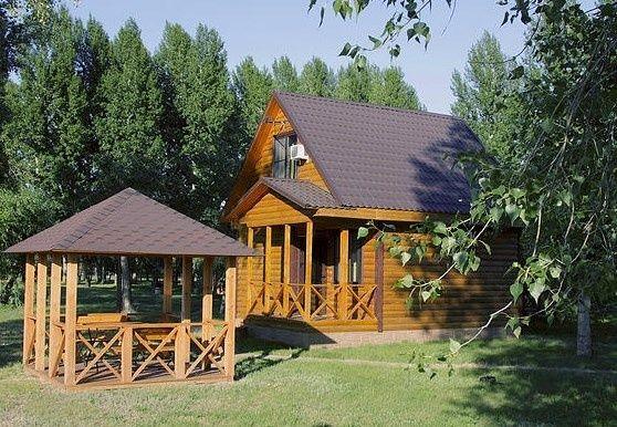 База отдыха «Лесная» Волгоградская область 6-местный дом, фото 1