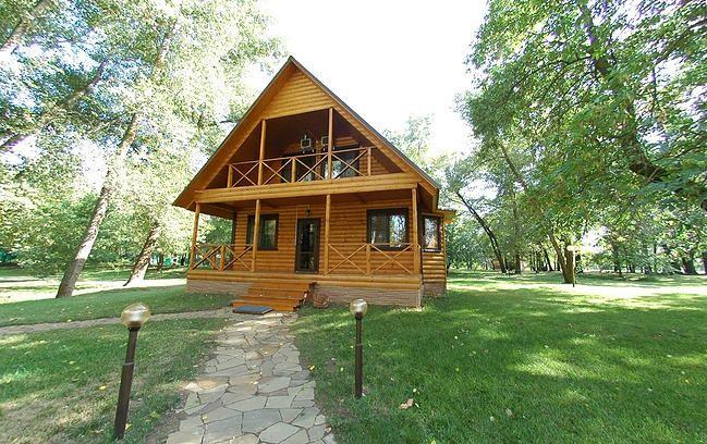 База отдыха «Лесная» Волгоградская область VIP дом, фото 1