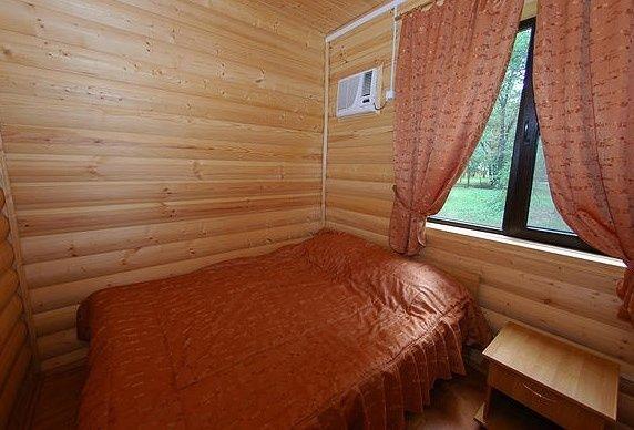 База отдыха «Лесная» Волгоградская область 4-местный дом, фото 2