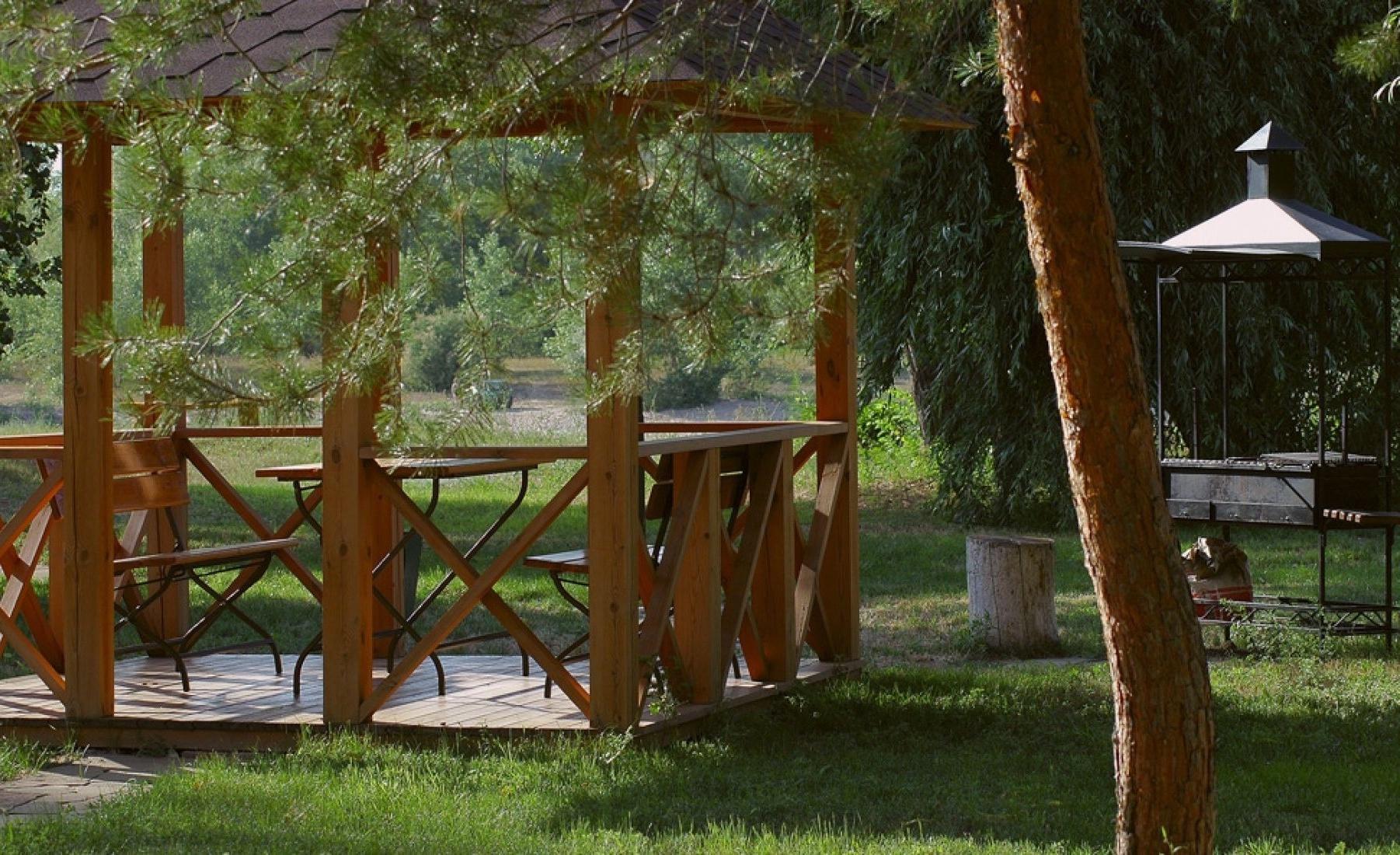 База отдыха «Лесная» Волгоградская область, фото 10
