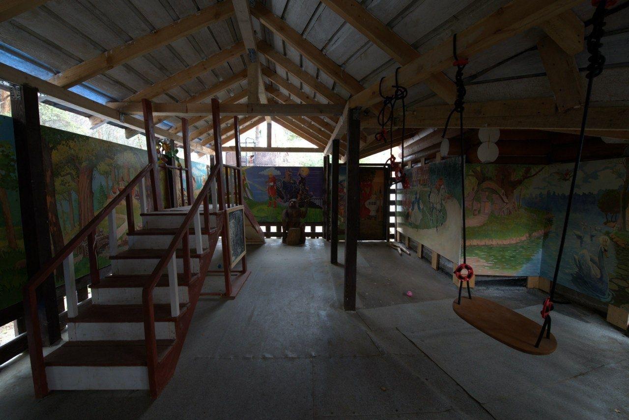 База отдыха «Три медведя» Ленинградская область Коттедж «Старорусский», фото 10