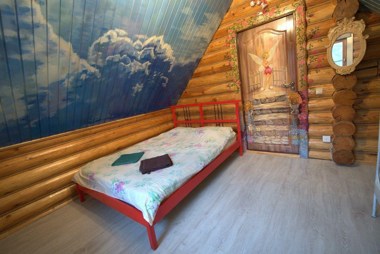 База отдыха «Три медведя» Ленинградская область Коттедж «Старорусский», фото 5