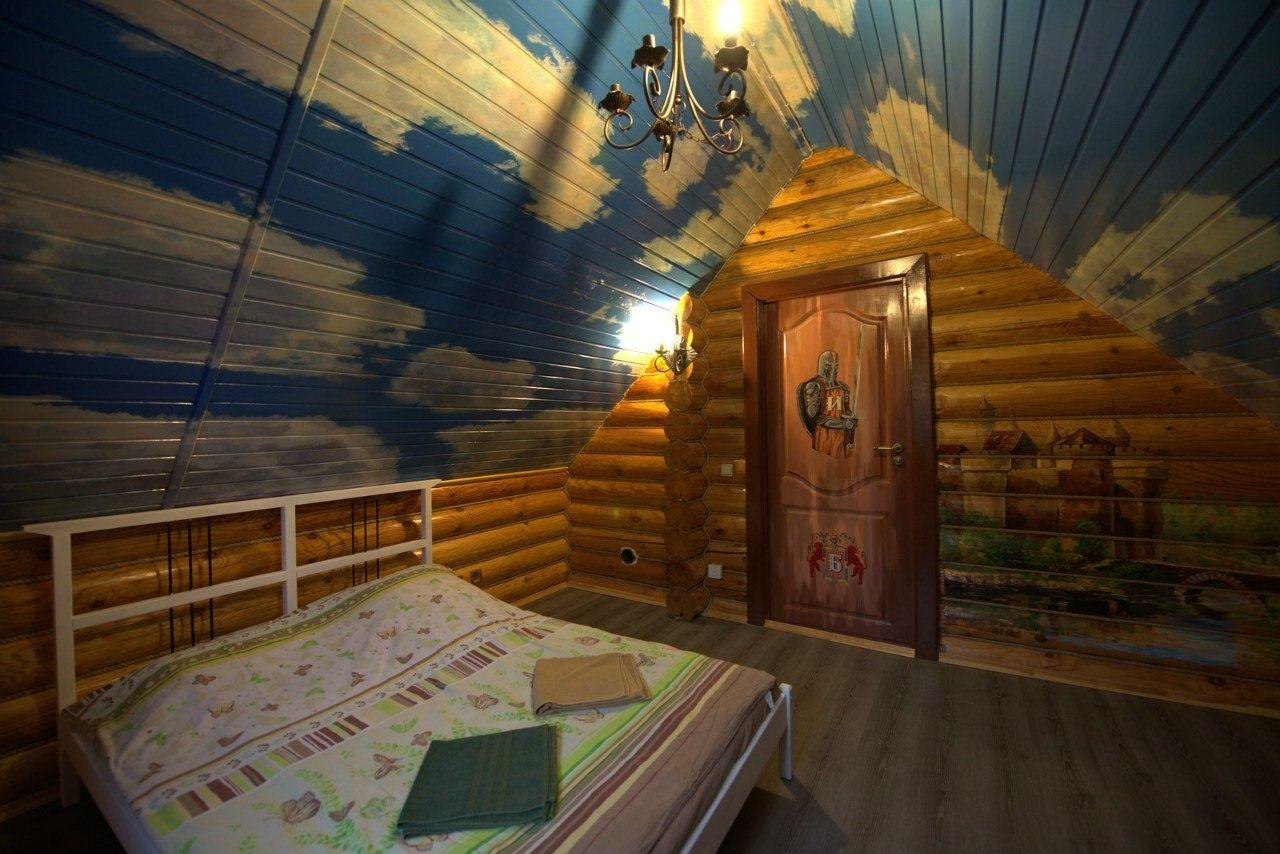 База отдыха «Три медведя» Ленинградская область Коттедж «Старорусский», фото 6