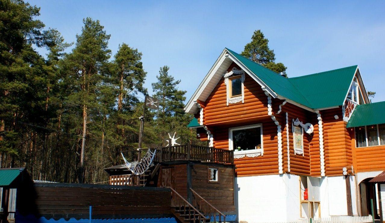 База отдыха «Три медведя» Ленинградская область, фото 1