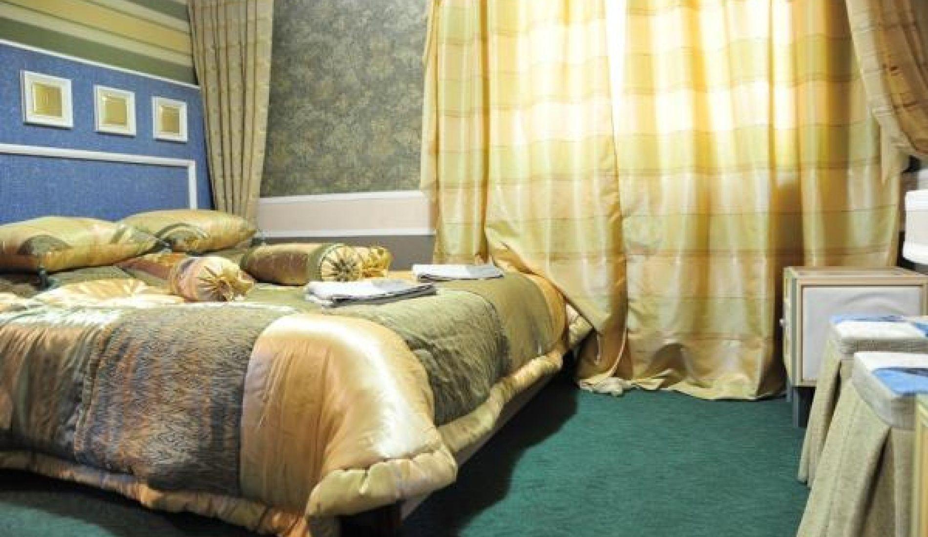 База отдыха «Сатурн» Московская область Номер «Комфорт К+ 3-местный», фото 3