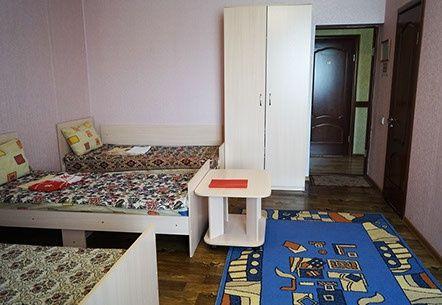 Гостиница «Расул Кош-Агач» Республика Алтай Шестиместный номер, фото 2