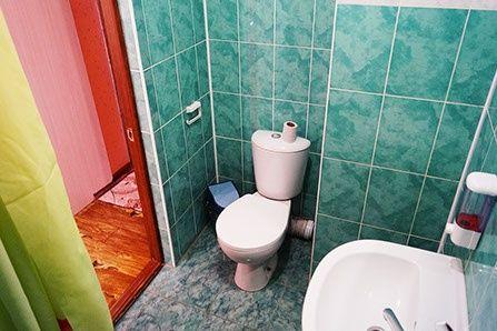 Гостиница «Расул Кош-Агач» Республика Алтай Четырехместный номер, фото 3