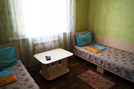 Гостиница «Расул Кош-Агач» Республика Алтай Двухместный номер, фото 2