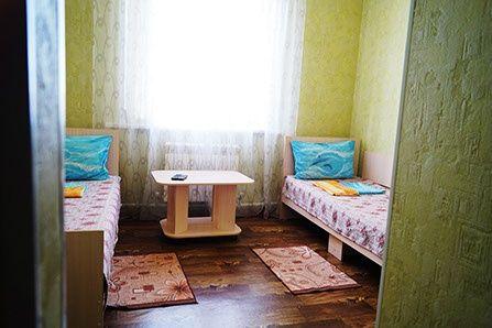 Гостиница «Расул Кош-Агач» Республика Алтай Двухместный номер, фото 3