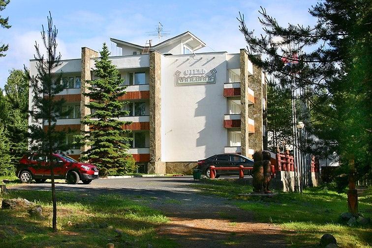 Загородный отель «Калевала» Республика Карелия, фото 2
