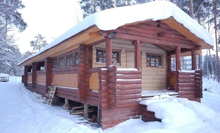 Загородный отель «Калевала» Республика Карелия, фото 13