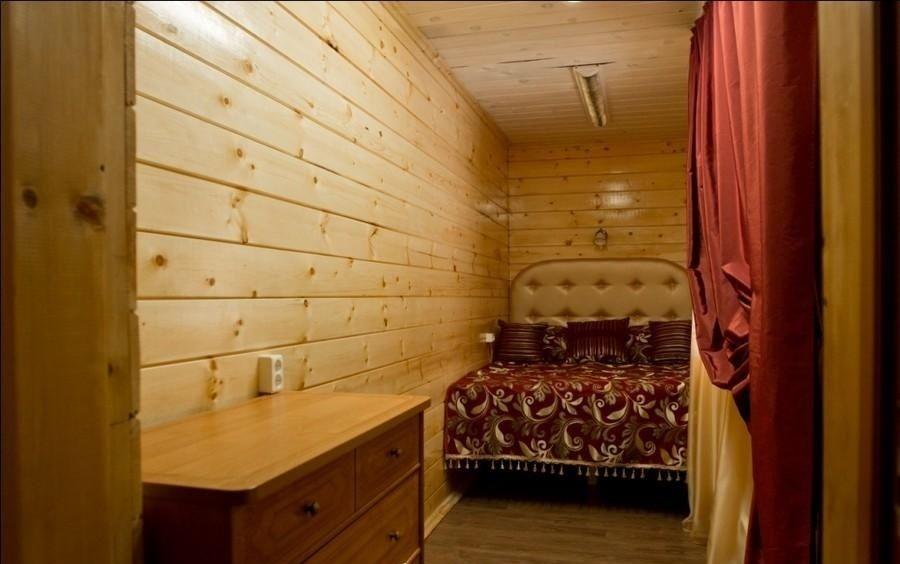 Гостиничный комплекс «Пурга» Кемеровская область Шале, фото 2