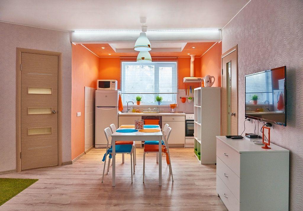 Гостиничный комплекс «Пурга» Кемеровская область Мансардные апартаменты, фото 5