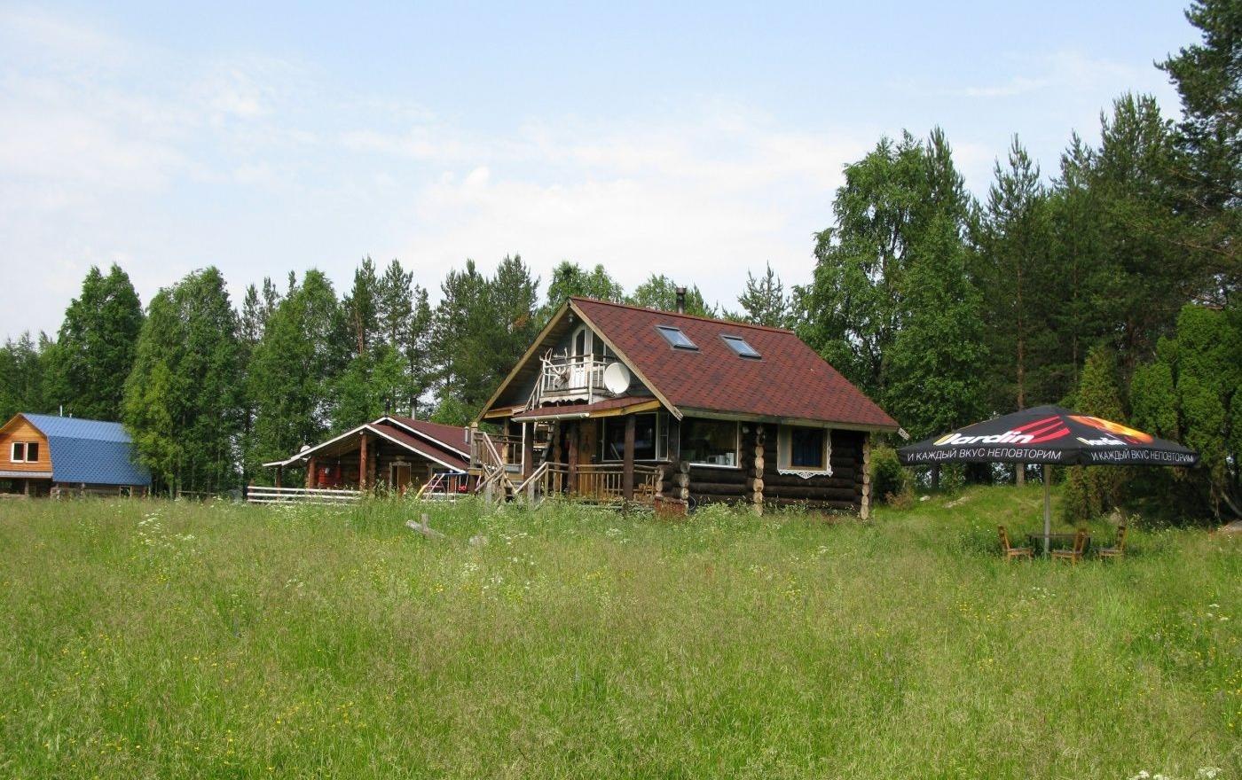 База отдыха «Ветреный пояс» Республика Карелия, фото 10