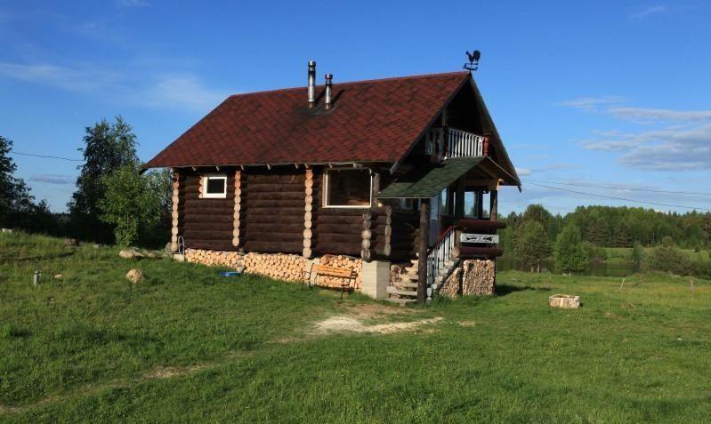 База отдыха «Ветреный пояс» Республика Карелия Коттедж №1, фото 1