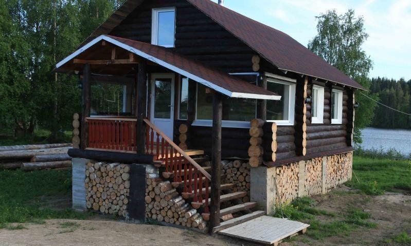 База отдыха «Ветреный пояс» Республика Карелия Коттедж №5, фото 1