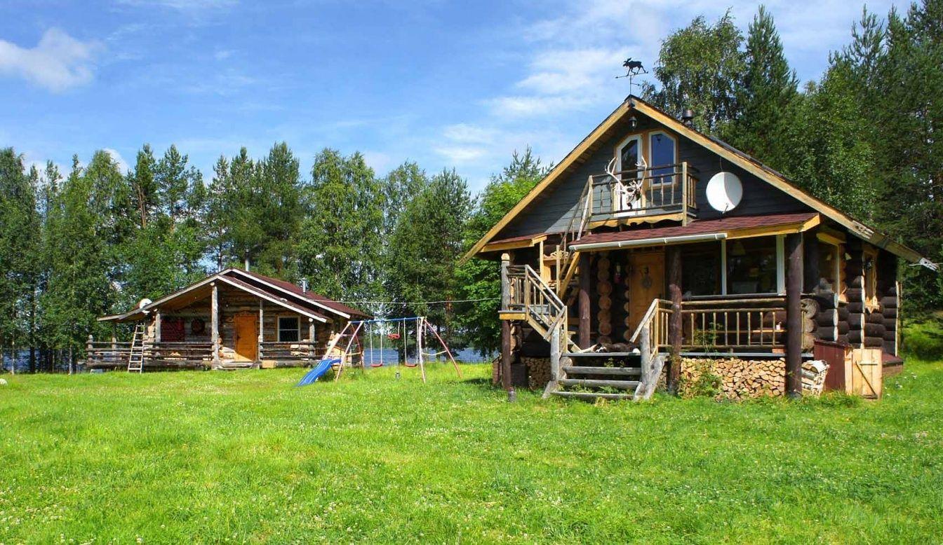 База отдыха «Ветреный пояс» Республика Карелия, фото 1