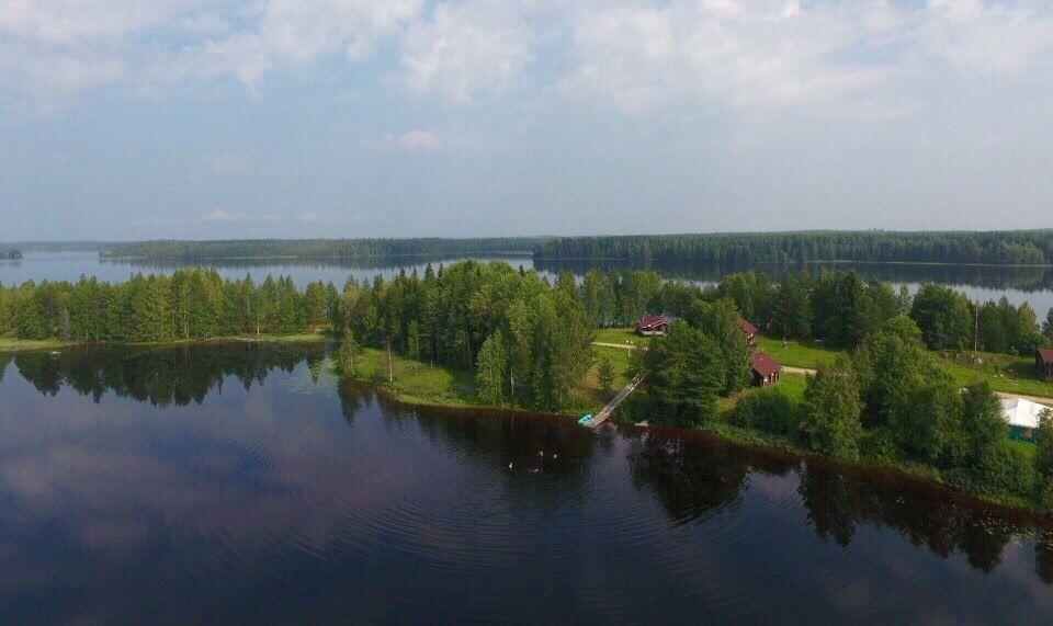 База отдыха «Ветреный пояс» Республика Карелия, фото 18