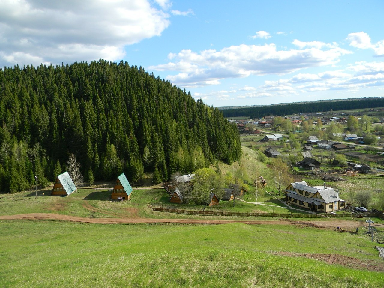 Центр отдыха «Калинино» Пермский край, фото 6
