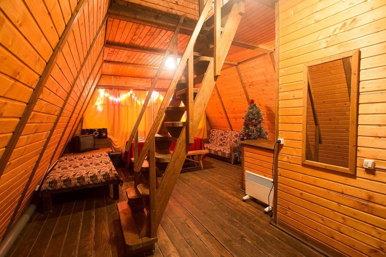 Центр отдыха «Калинино» Пермский край Коттедж-апартаменты, фото 4