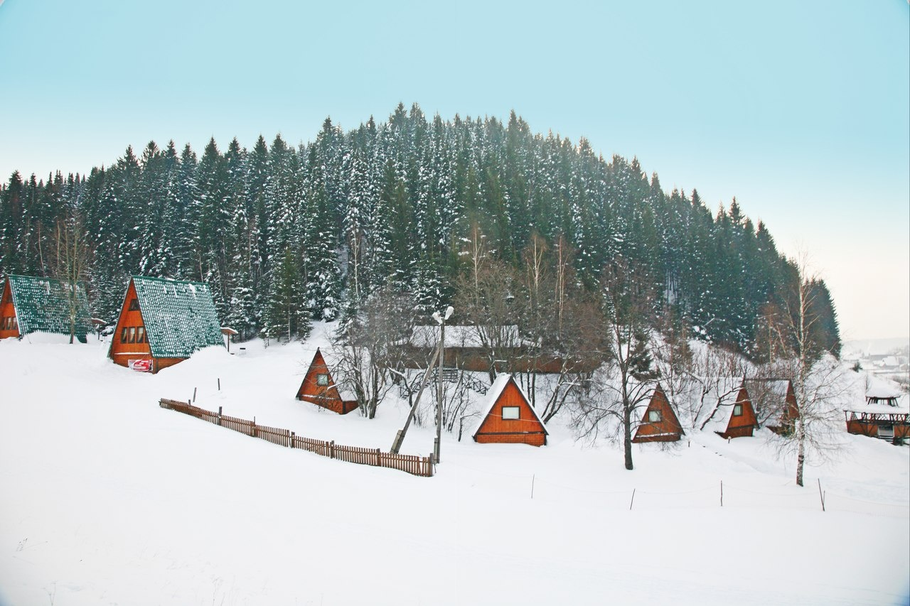 Центр отдыха «Калинино» Пермский край, фото 9