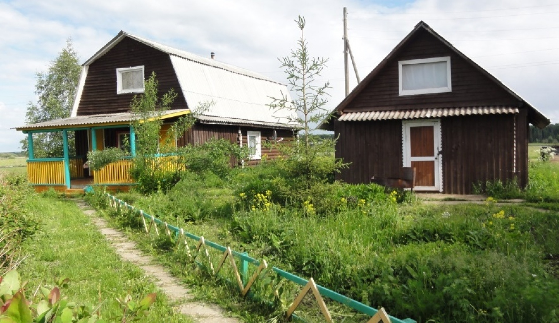 """Спортивно-туристическая база """"Обватур"""" Пермский край, фото 1"""