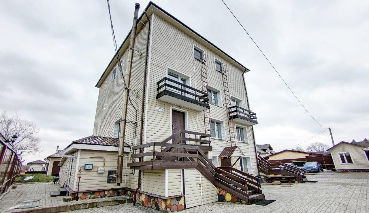 Гостевой дом «Мюреля 4» Ленинградская область, фото 1