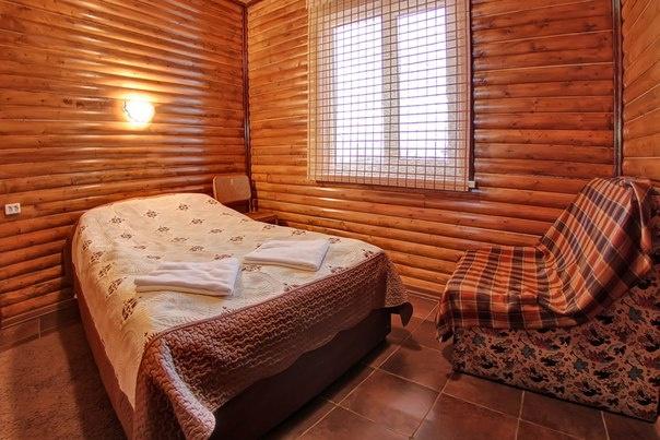 Гостевой дом «Мюреля 4» Ленинградская область Малый коттедж, фото 2