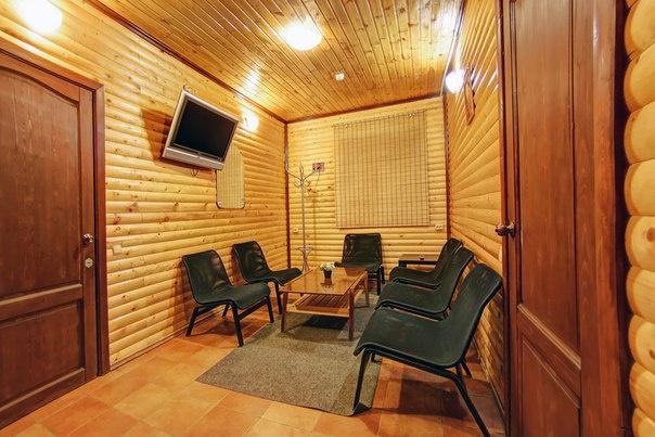 Гостевой дом «Мюреля 4» Ленинградская область Малый коттедж, фото 3