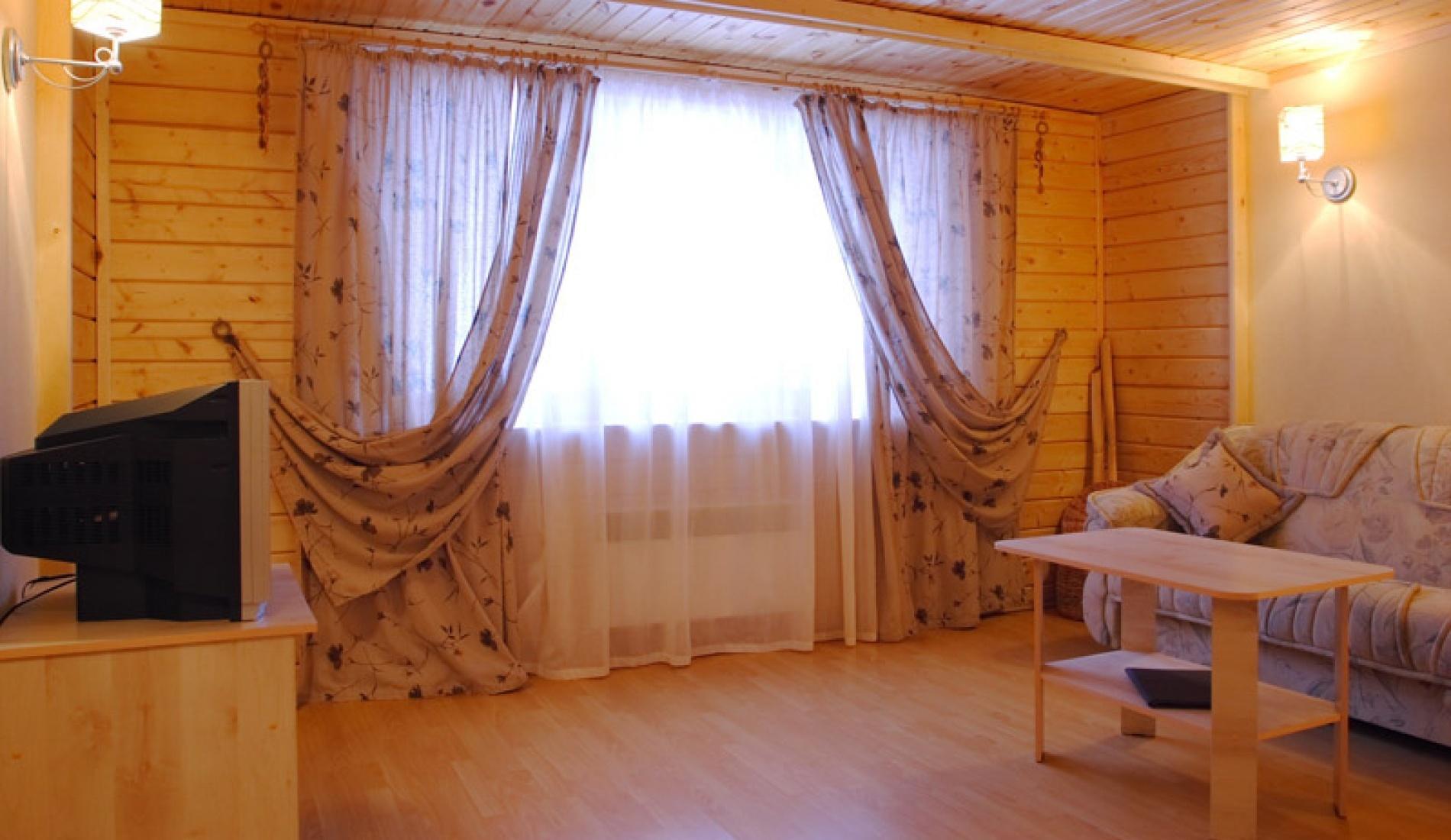 """Туристический комплекс """"Тихая долина"""" Пермский край 4-местные апартаменты, фото 2"""