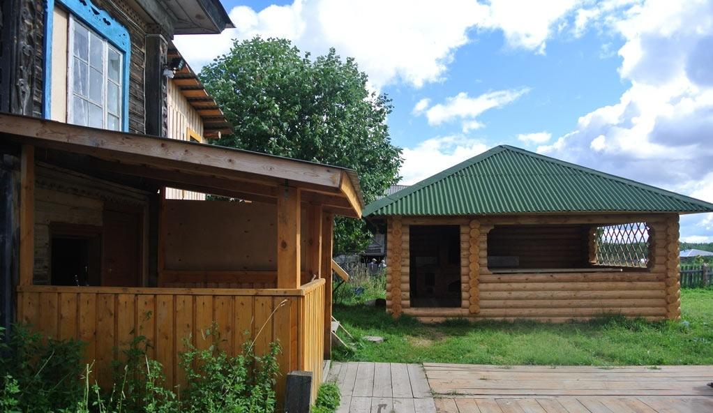 База отдыха «Чердынская земля» Пермский край, фото 1