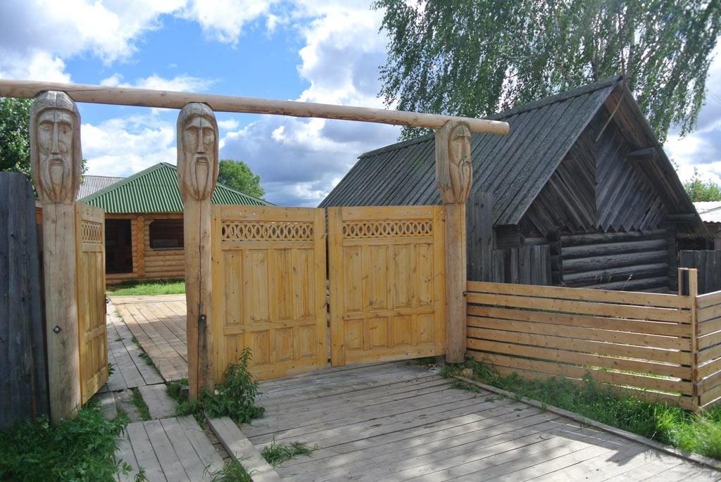 База отдыха «Чердынская земля» Пермский край, фото 2