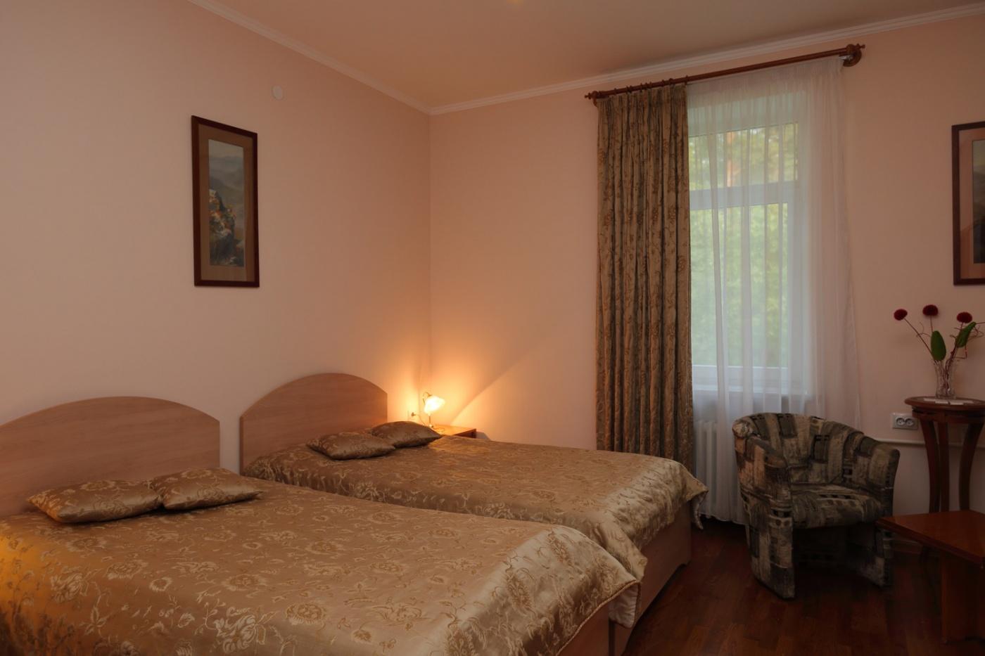 Пансионат «Бор» Московская область 1-комнатный 2-местный номер (Отель), фото 3