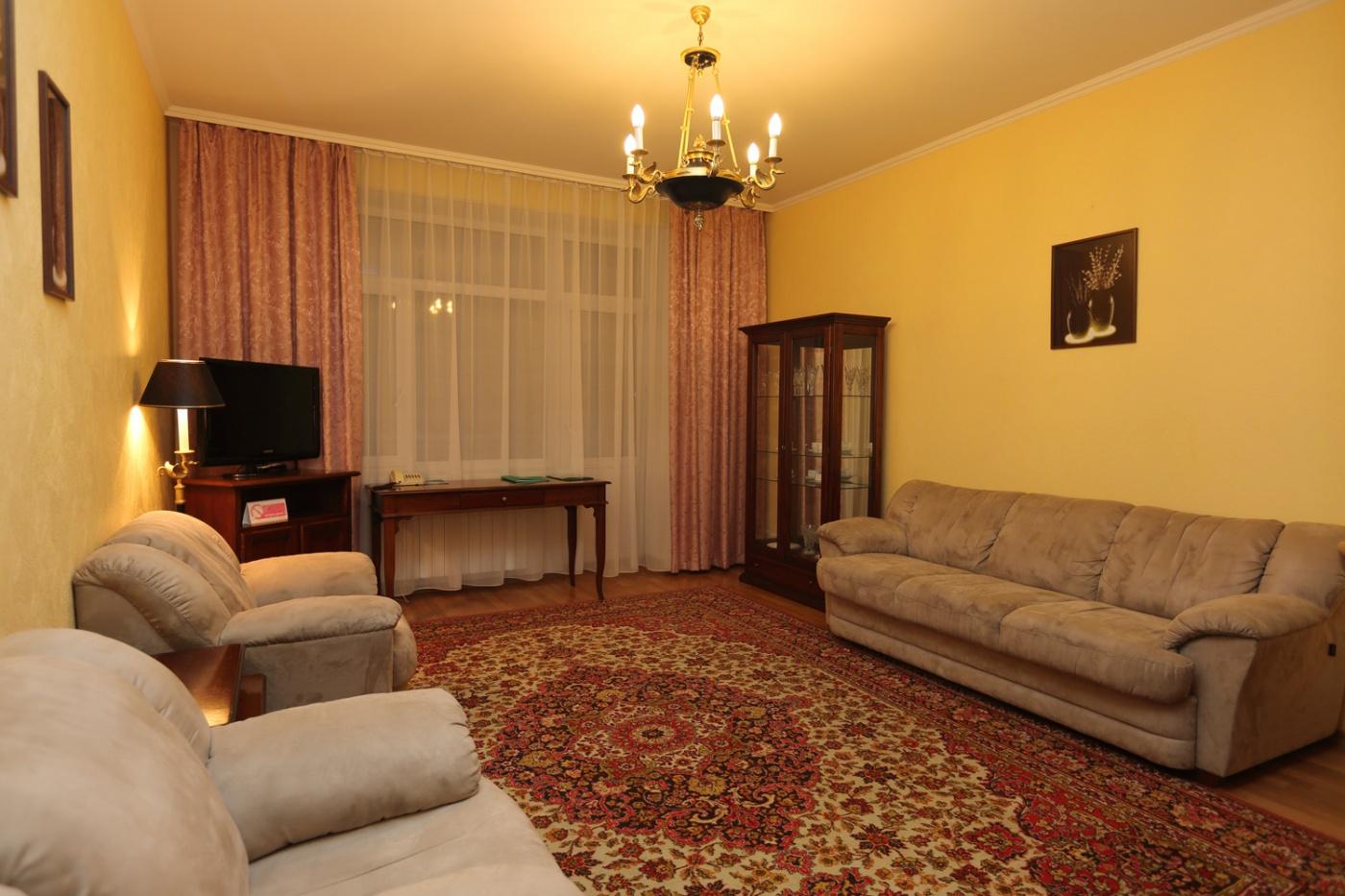 Пансионат «Бор» Московская область 2-комнатный 4-местный (Пансионат), фото 4