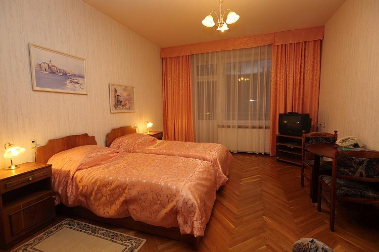 Пансионат «Бор» Московская область 1-комнатный 2-местный (Пансионат), фото 2