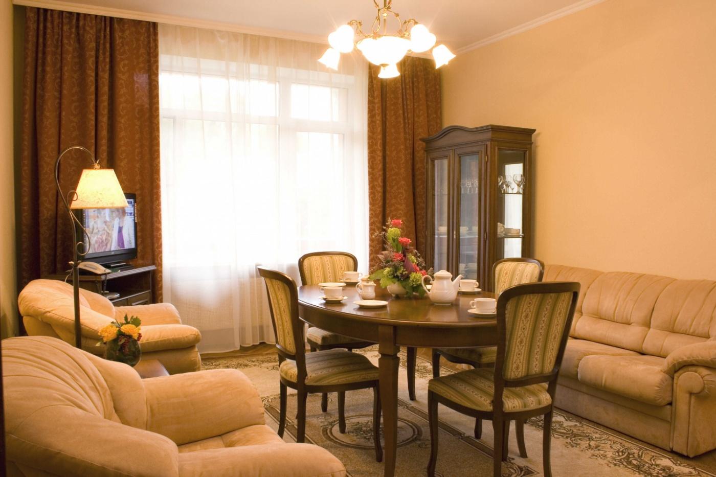 Пансионат «Бор» Московская область 2-комнатный 4-местный (Пансионат), фото 2
