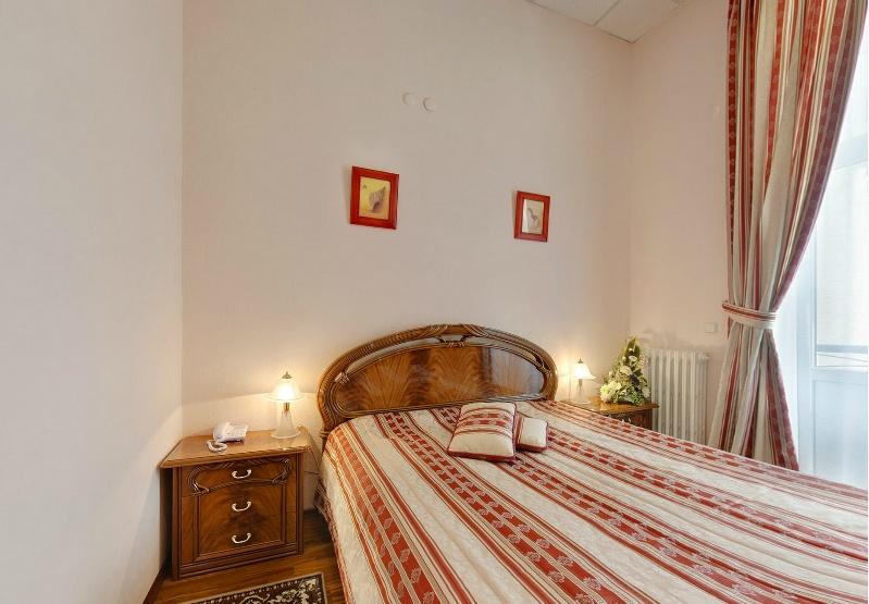 Пансионат «Бор» Московская область 1-комнатный 2-местный номер (Отель), фото 1