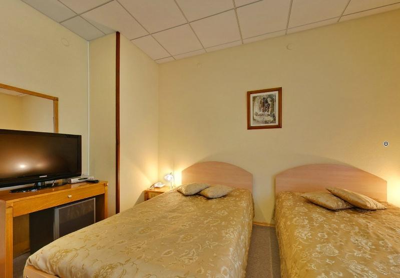 Пансионат «Бор» Московская область 1-комнатный 2-местный номер (Отель), фото 4