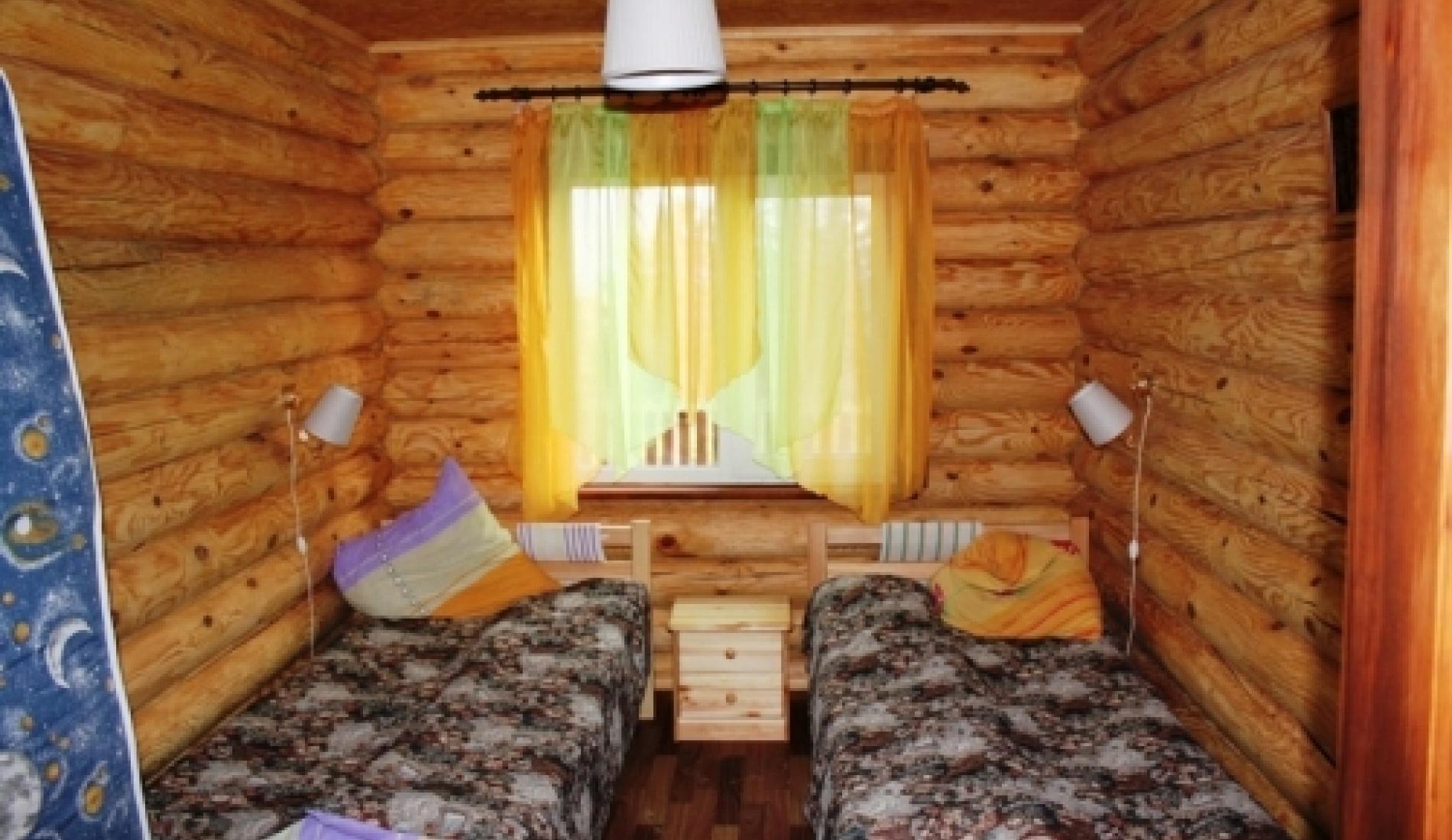 """База отдыха """"Берендей"""" Пермский край Домик на 8 человек, фото 7"""