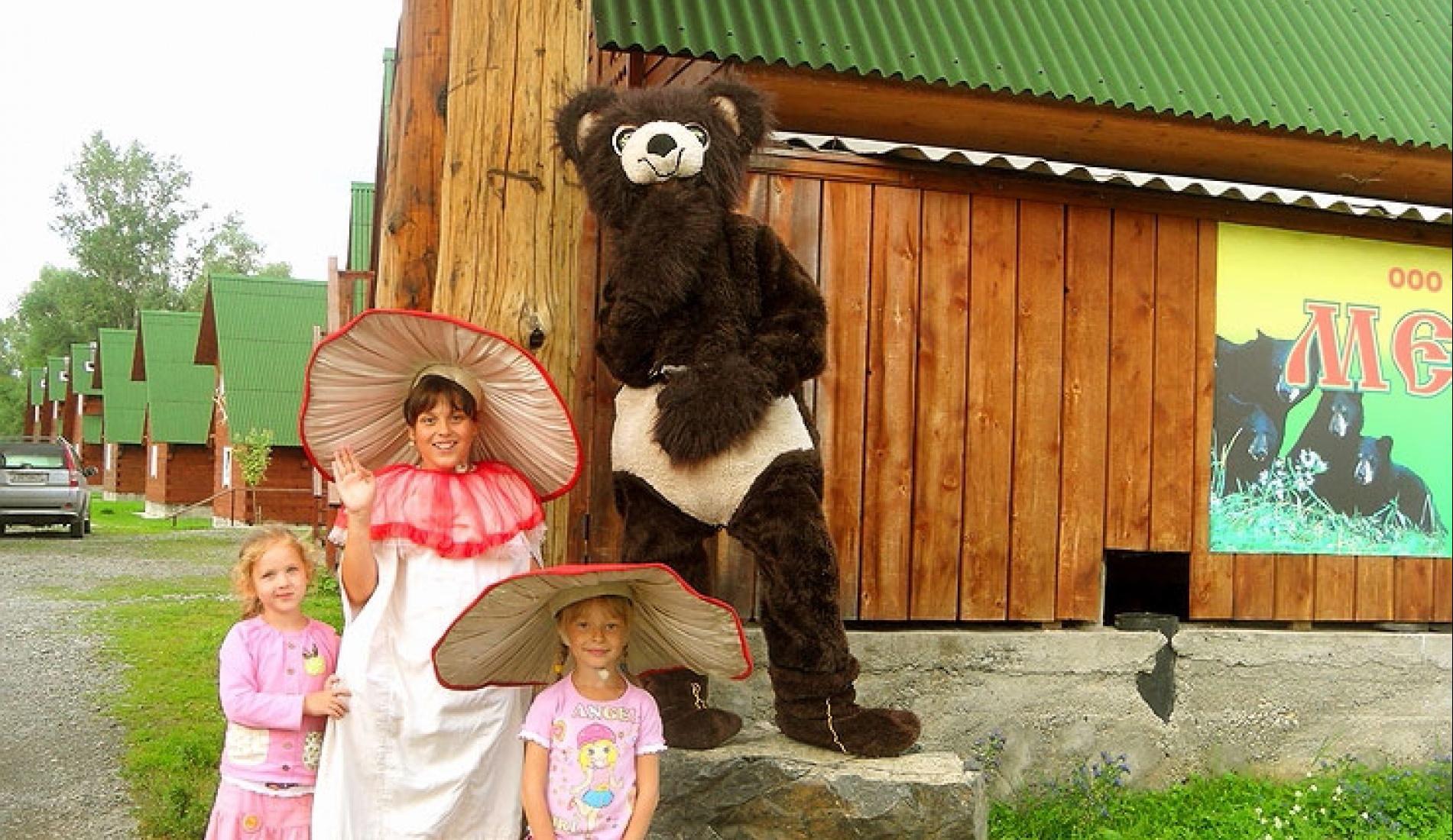 """База отдыха """"Медвежий угол"""" Алтайский край, фото 15"""