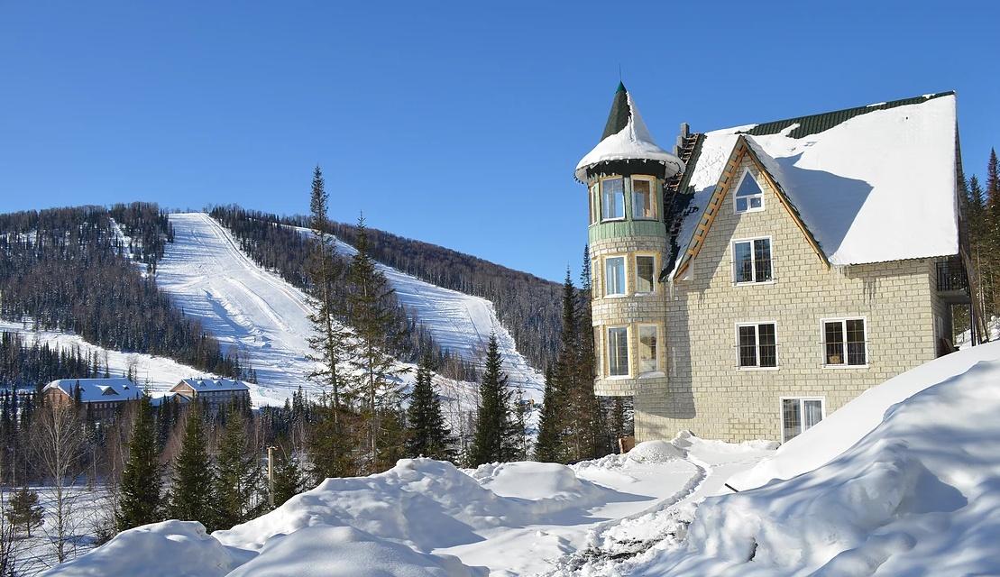 Гостевой дом «Замок Эдельвейс» Кемеровская область, фото 15